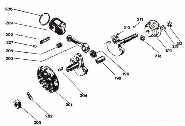 Рулевой механизм сенокосилки МФ 70