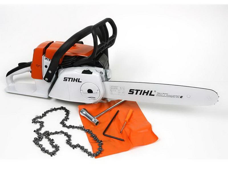Бензопила Stihl 660 - технические характеристики