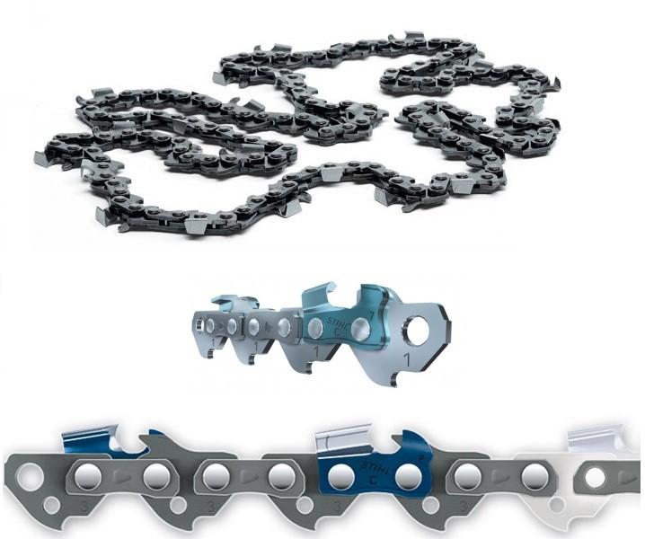 Как подобрать цепь для электропилы?