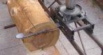 Как сделать пилораму из бензопилы своими руками