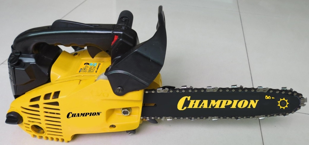 Бензопила Champion 125T-10