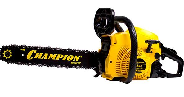 Бензопила Champion 241 16