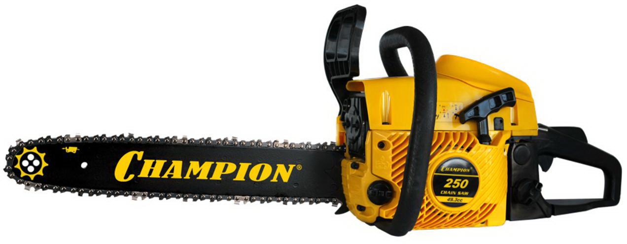 Бензопила Champion 250 18