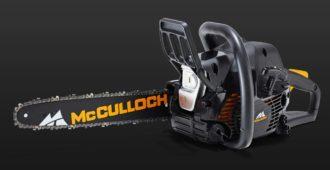 Бензопилы «Mcculloch»