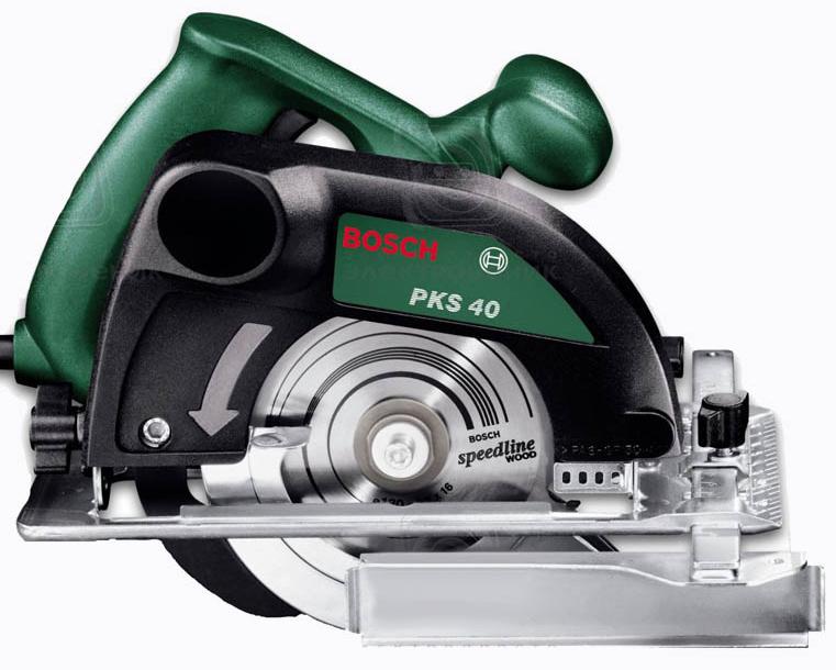 Дисковая пила «Bosch» PKS 40