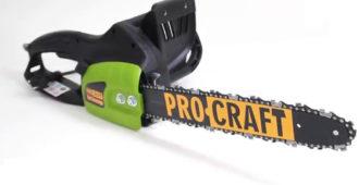 Электропилы ProCraft