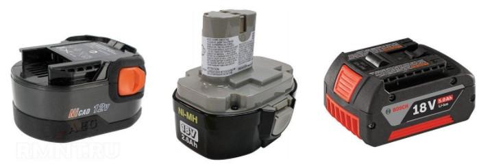 Электропилы от аккумулятора