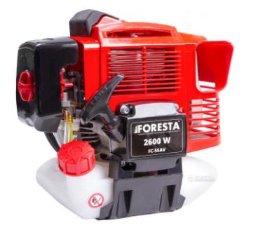 Бензокоса Foresta FC-55AV-2